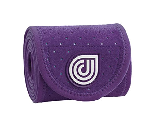 Dr. Cool Ice Therapy Wrap, Purple, Medium