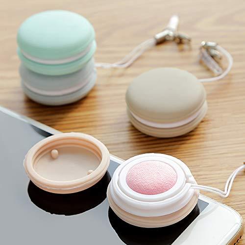 Kikier Reinigungswerkzeug für Handy-Bildschirme, Handy-Bildschirmreiniger, Makronenform-Reiniger