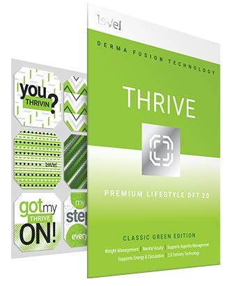 Thrive Level Green DFT 2.0/30 Patches