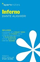 Inferno SparkNotes Literature Guide (SparkNotes Literature Guide Series) by SparkNotes, Alighieri, Dante (February 4, 2014) Paperback