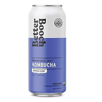 Better Booch Kombucha Organic 12 Pack – Mornin...