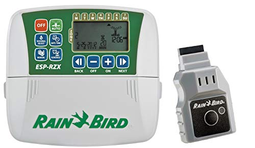 Rainbird Beregnungscomputer RZXe6i-6 Stationen Innenbereich inkl. Wlan Modul