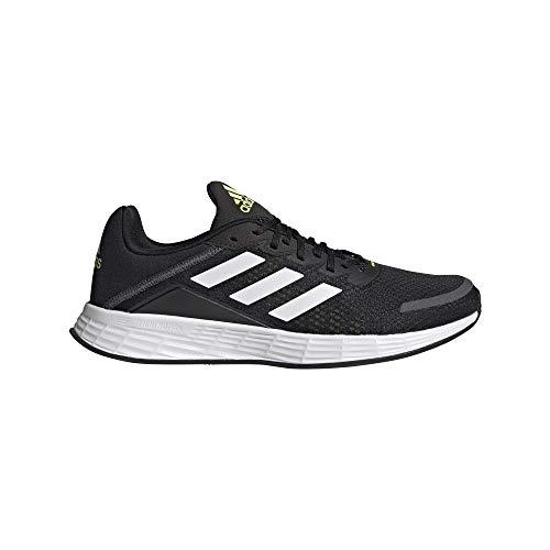 adidas Duramo SL, Zapatillas de Running Hombre, NEGBÁS/FTWBLA/Amasol, 40 2/3 EU