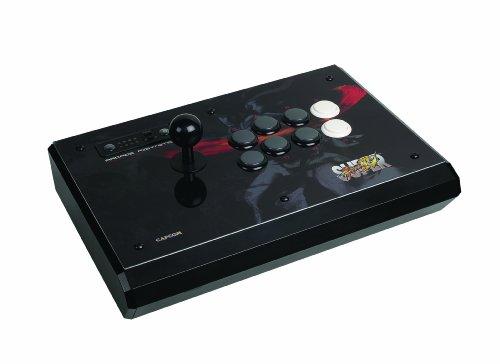 Joystick arcade (PS3) Super Street Fighter IV - édition tournoi - noir