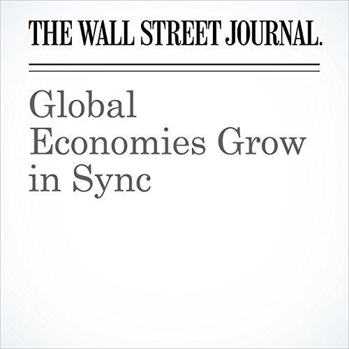 Global Economies Grow in Sync copertina