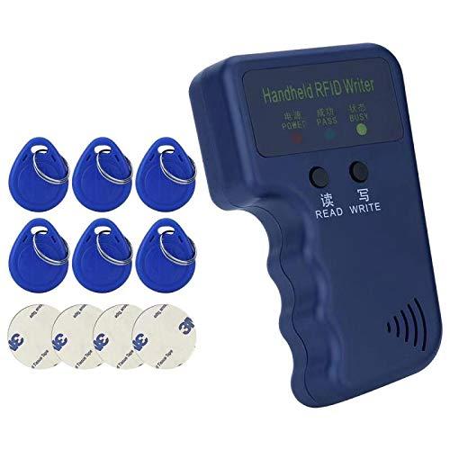 RFID Reader Writer RFID Copier-Copy Compatible RFID 125khz T5577 Card Proximity II Keyfob