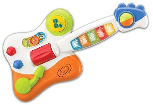 WinFun- Guitarra infantil Beat Bop, Multicolor (CPA Toy 2000-NL) , color/modelo surtido