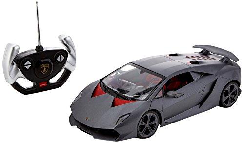 Rastar 049200, Car - Lamborghini Sesto Elemento - Gray Metallic - Radio...