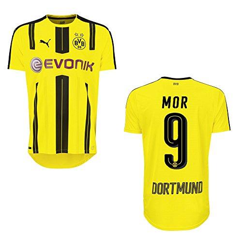 Puma BVB Borussia Dortmund maglia da uomo, stagione 2016/2017–MOR 9, XXL