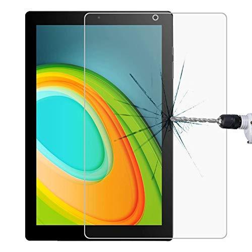De Galen Accessory Kits - Protector de pantalla para tablet (9H HD, antiarañazos, protector de pantalla de vidrio templado para CHUWI Hipad/HIPAD X, reemplazo