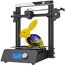 JGMAKER Magic Upgraded 3D Printer DIY Kits Fast Assemble Open Source with Metal Base Resume Printing Filament Sensor Function 220x220x250mm Print Easter Bunnies Kinder Eggs