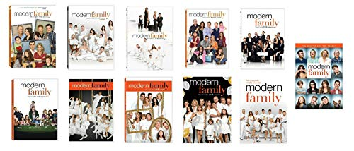 Modern Family The Complete Series DVD Seasons 1-11