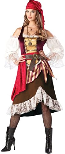 Seefahrer-Kostüm für Damen - Deluxe