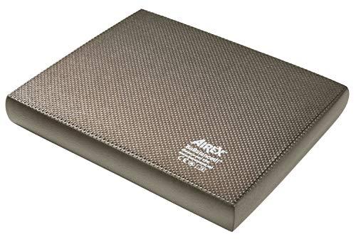 Airex - Tappetino per allenamento Balance-Pad Elite, 50 x 41 x 6 cm, colore: Grau (Lava)