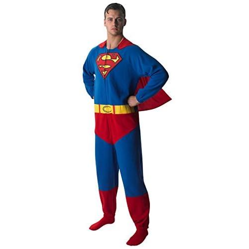 Rubie's, Costume Ufficiale di Superman per Adulti, Taglia S