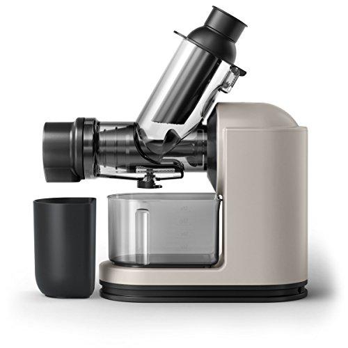 Philips Viva Collection hr1886/10 Centrifugeuse centrifuge 130 W Beige, Noir – Agrumes Centrifugeuse centrifuge, beige, noir, 0,75 l, 1 l, 7 cm, chine)