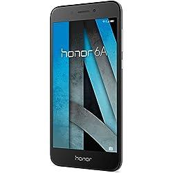 Honor 6A Smartphone, Dual SIM, Memoria Interna da 16 GB, Grigio