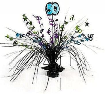 50th Party Spray Centerpiece Table Decor Tucson Mall Special price for a limited time D