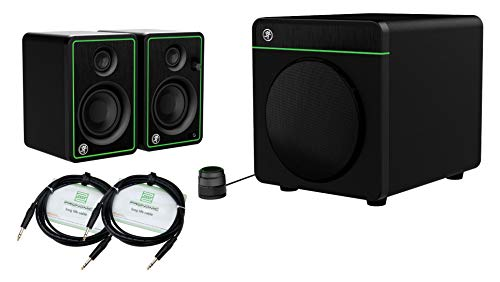 Mackie CR3-X Multimedia Bluetooth 2.1 Soundsystem (3