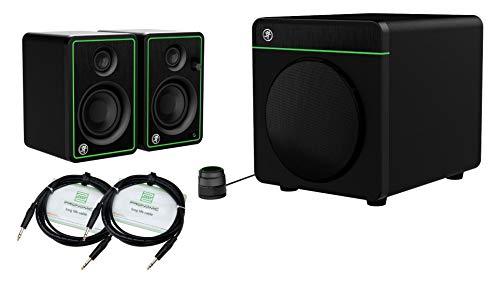 Mackie CR3-X Multimedia Bluetooth 2.1 Soundsystem (3