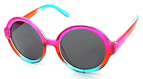 Kiddus Kiddus Sonnenbrille für Jungen und Mädchen. UV400 100% Schutz gegen ultraviolette Sonnenstrahlen. Ab 6 Jahren. Schlagfest, sicher, leicht und komfortabel