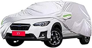 Asdfnfa Car Cover SUV Thick Oxford Cloth Sun Protection Rainproof Warm Cover Car Cover (Color : 2012)