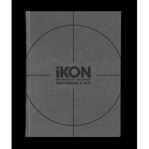 Le livre photos avec DVD du groupe coréen iKon