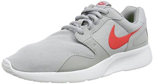 Nike Kaishi, Herren Laufschuhe, Grau (Wolf Grey/Daring Red 060), 47 EU
