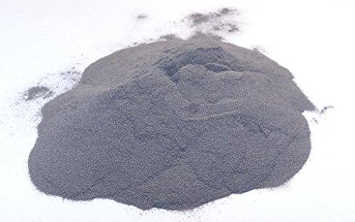 Polvo de hierro puro, 75 µm (muy fino), Fe: mín. 98,0 %, número CAS: 9439-89-6, diferentes cantidades