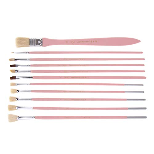 VBS Pinceau Langue de Chat Easy Brush n/° 02 4,0 mm