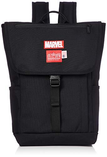 [マンハッタンポーテージ] 正規品【公式】 MARVEL Collection Washington SQ Backpack JR リュック 公式 ブラック
