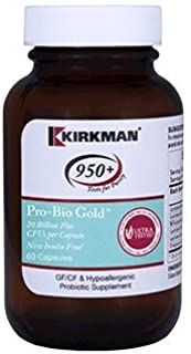 Kirkman Labs - Pro-Bio Gold 60 caps