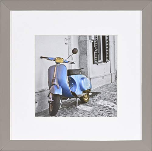 Henzo Umbria 20x20 Frame mittelbraun Bilderrahmen, Holz, 20 x 20 x 1.4 cm