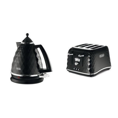 De'Longhi Brillante Kettle and Toaster Set