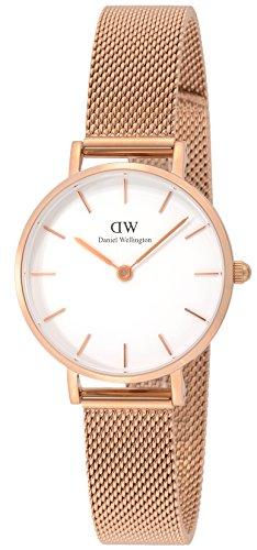 [ダニエル・ウェリントン] 腕時計 Classic Petite Melrose DW00100219 レディース 並行輸入品 ピンクゴールド