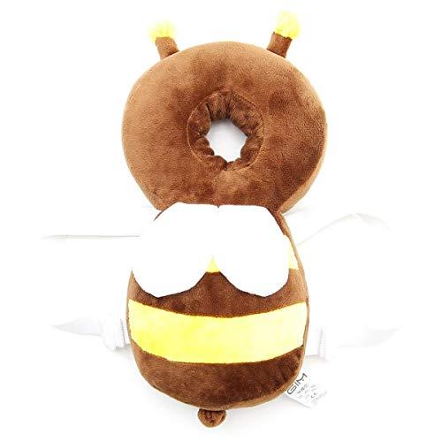 赤ちゃんの頭を守る 転倒 ベビー ヘッド ガード (ミツバチ) ミツバチ