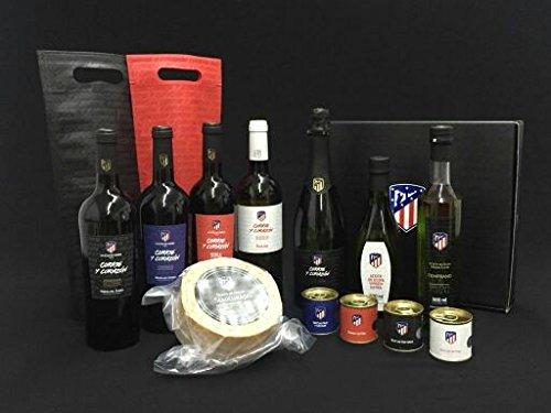 Lote de vinos Atlético de Madrid Coraje y Corazón, 6 botellas de 75cl