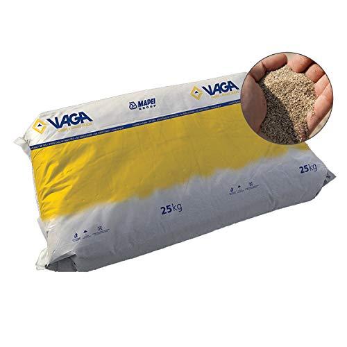 Sabbia per sabbiatrice sabbia sabbiatrice mapei vaga 0.3-1.00 mm sacchi da 25 kg per sabbiare legno ferro vespa