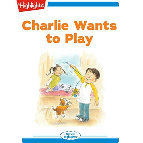 Charlie Wants to Play copertina