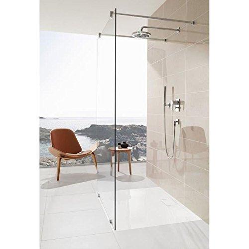 Villeroy + Boch Architectura Duschwanne (1490ARA248) MetalRim 1400x900x48mm weiß alpin, DA1490ARA248