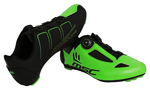MSC Bikes Aero Road Zapatillas, Unisex Adulto