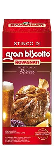 Rovagnati Stinco di Gran Biscotto alla Birra 4 x 1kg