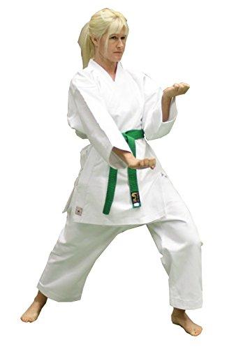 S.B.J - Sportland Kata Karateanzug Bushindo Kata, 14 OZ, 160 cm