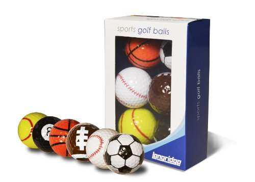 LONGRIDGE BLSP6 - Set de Pelotas de...