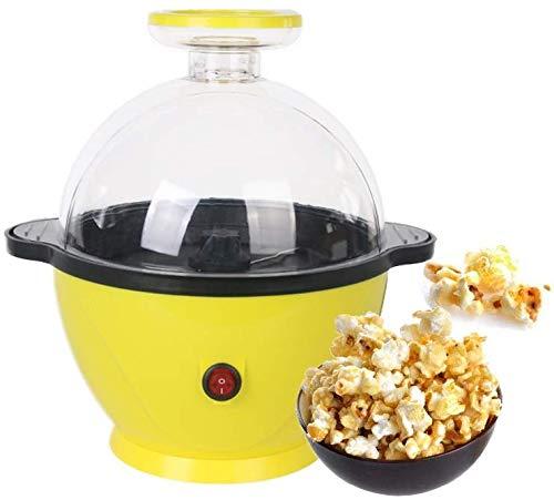 PLEASUR Mode Elektrische Popcorn Maschine Haushalt 220 V Automatische Luft Popcorn Maschine DIY Popper Heimgebrauch Kinder Geschenk Film Begleiter