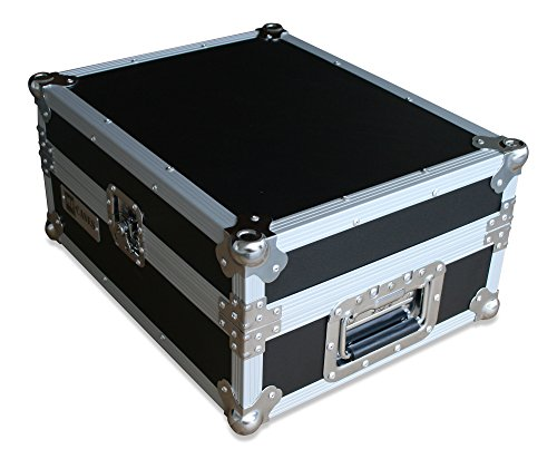 Case para CDJ de 800 1000 + DJM-600 800 etc Flightcase Rack DJ