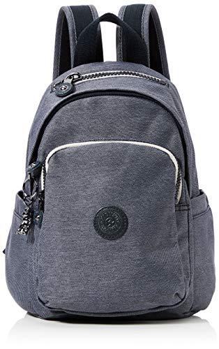 Kipling Delia Mini Women's Backpack, Black (Charcoal), 22x29.5x18 Centimeters (B x H x...