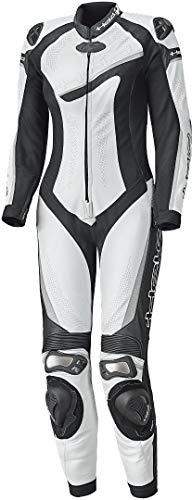 Held Ayana II 1-Teiler Damen Motorrad Lederkombi 36 Weiß/Schwarz