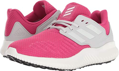 adidas Girls Alphabounce RC XJ Casual Sneakers, Pink, 5