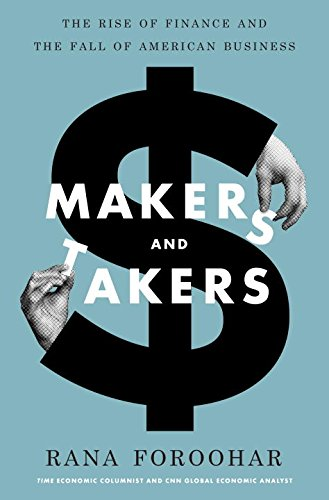 『Makers and Takers』のカバーアート